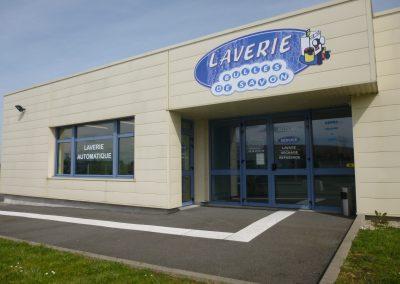 laverie;; (1)