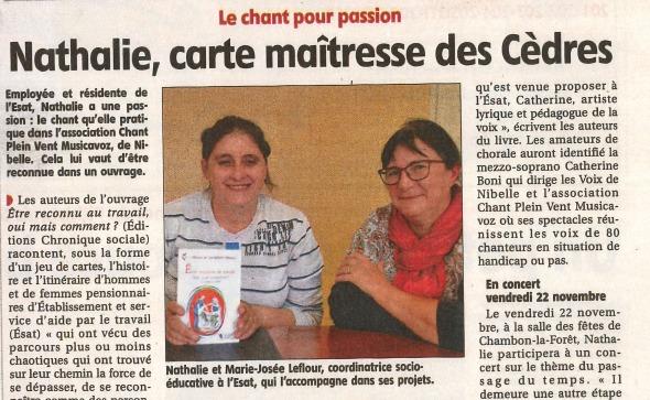 Le Courrier du Loiret, 24/10/2019